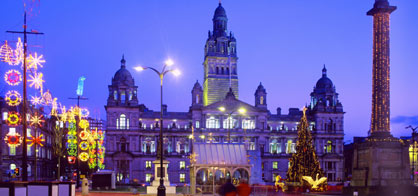 Hotels in Glasgow