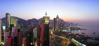 Hotels in Hong Kong