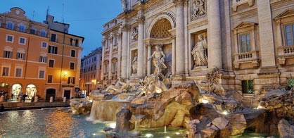 Hotels in Rome