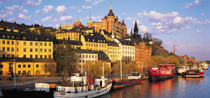 Hotels in Stockholm