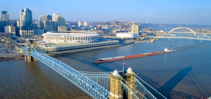 Hotels in Cincinnati