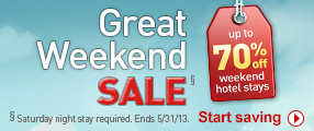 Great Weekend SALE